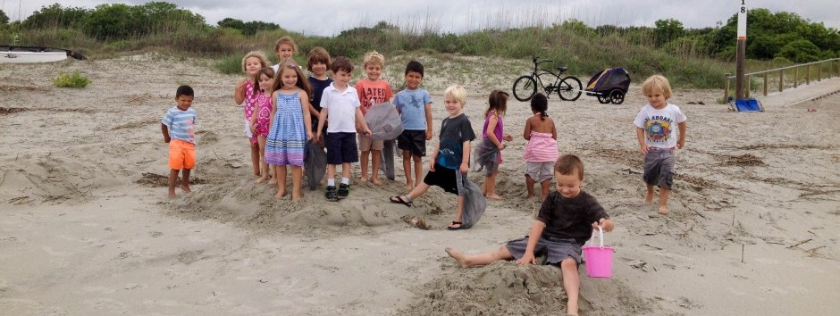 Beach Time Fun!