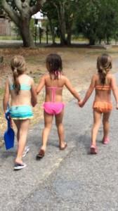 Preschool beach fun in Charleston, SC